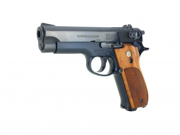 SMITH & WESSON Modell 39-2 9mm Luger