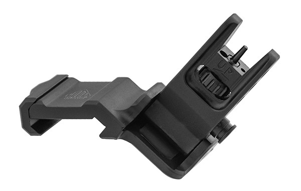 UTG 45° BACK-UP Flip Up Front Sight Ultraslim