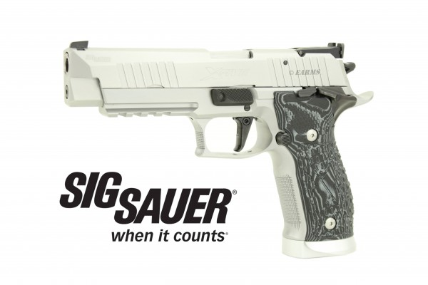 SIG SAUER X-FIVE SUPERMATCH 9mm Luger