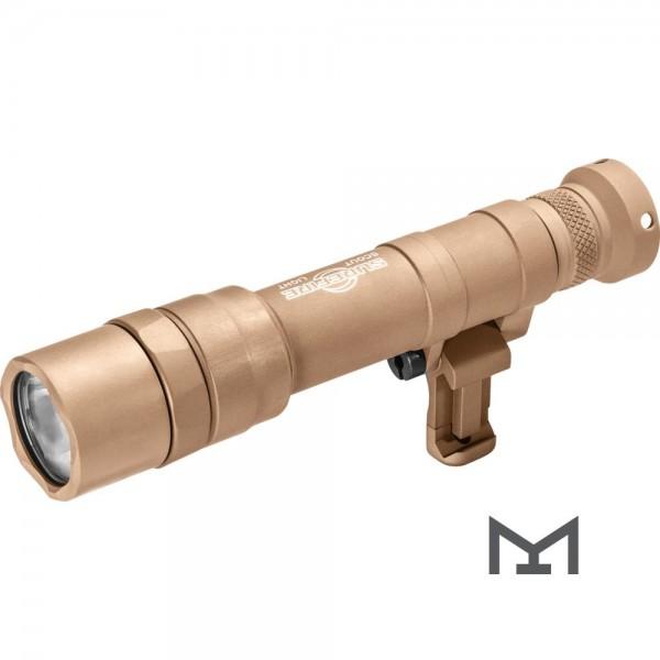 SUREFIRE M640DF-TN-PRO DUAL FUEL SCOUT LIGHT® PRO 6-Volt w/ Z68 Tailcap