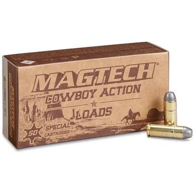 MAGTECH .45LC LFN 250 grs 50 Stk/Pkg
