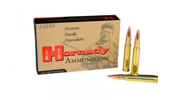 HORNADY VINTAGE MATCH ™ 8x57IS 196grs 20 Stk/Pkg