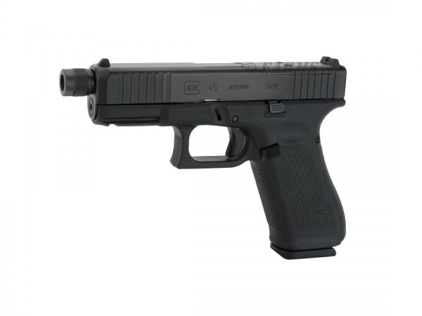 GLOCK 45 GEN5 MOS THREAD 9mm Luger