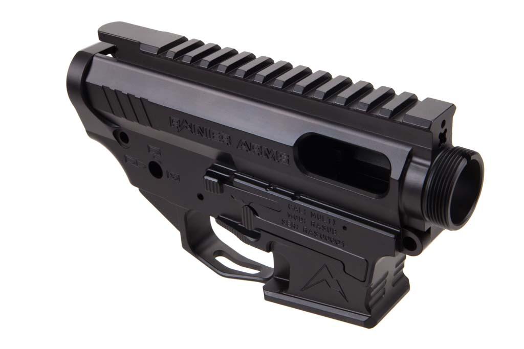 RAINIER-ARMS-AR-15-9mm-Ambi-Billet-GLOCK-Receiver-Set-AR15