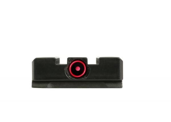 MEPRO FT BULLSEYE GLOCK® 17/19/21 Tritium Sight RED
