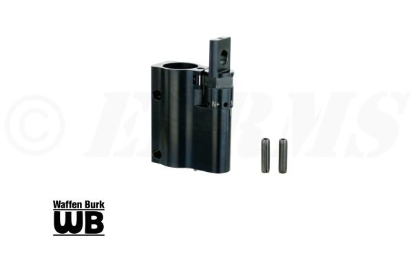 BURK Gasblock einstellbar für H&K MR308 Modelle