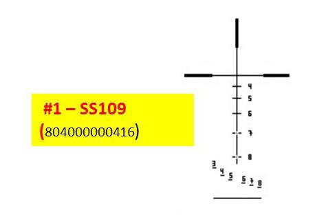 MEPRO-RETICLE-SS109