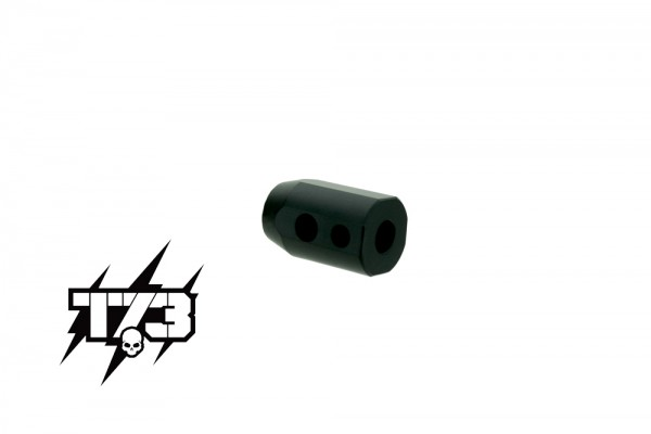 TACTICAL 73 PCC 9X19 Comp Black 1/2-36 UNEF