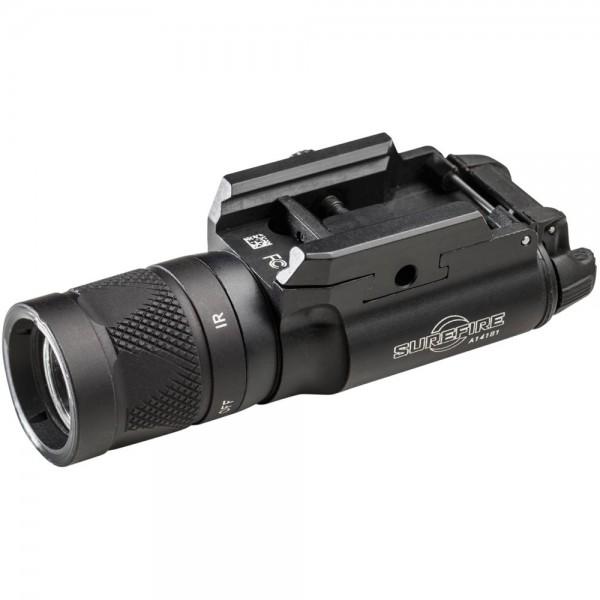SUREFIRE X300V-B Infrared / White LED WeaponLight with T-Slot System