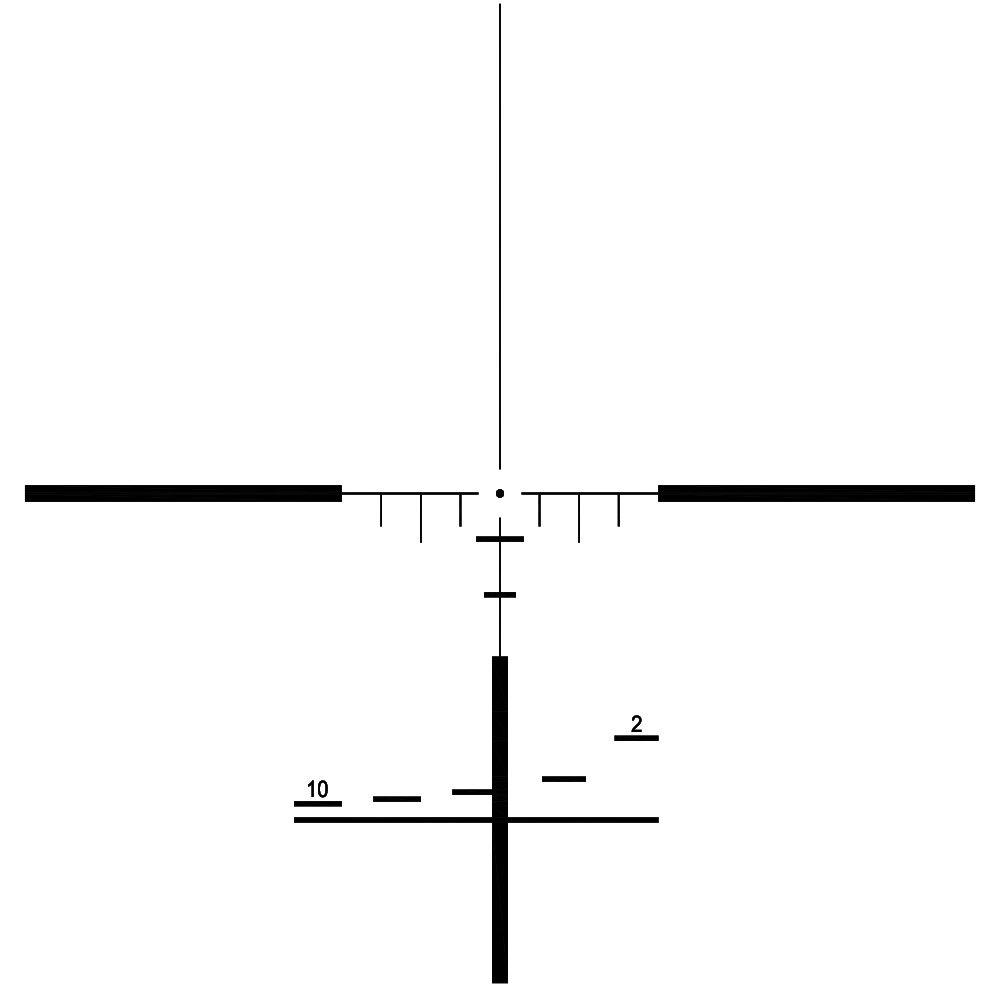 DELTA-DELTA-Hornet-3x-Prismatic-Sight-DO-2351