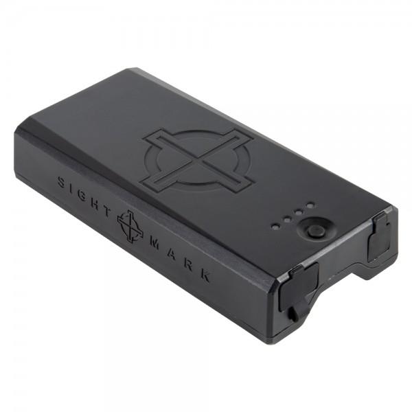 SIGHTMARK Quick Detach WRAITH Battery Pack USB / Micro-USB 10.000 mAh