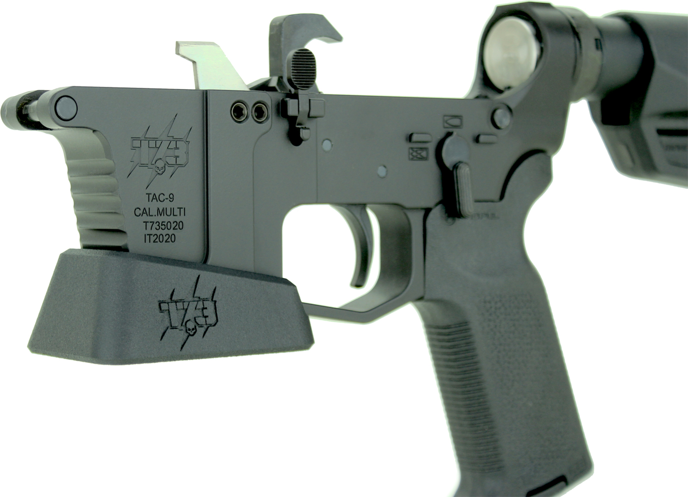 TACTICAL-73-TAC9-PCC-Magwell-T73-9mm-Lower-AR15
