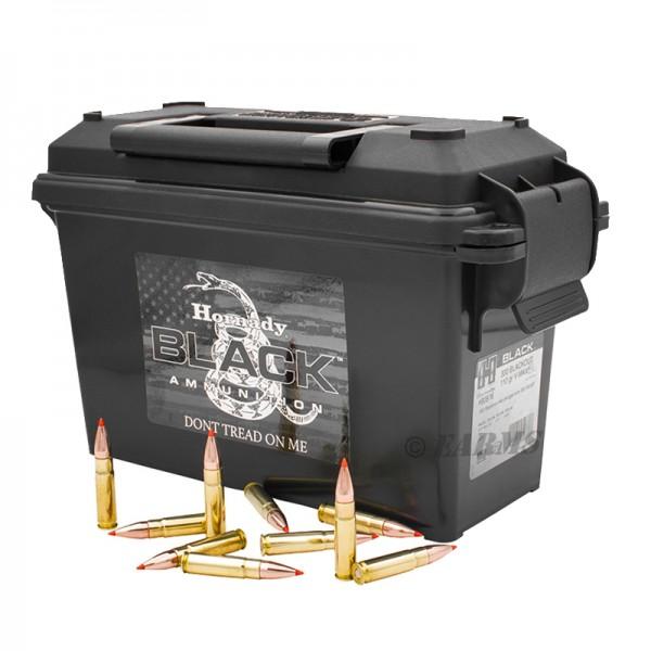 HORNADY .300 BLACKOUT V-MAX® BLACK 110grs 200 Stk/Box