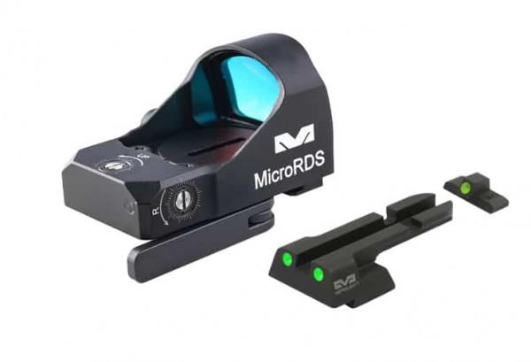 MEPROLIGHT MICRO RDS™ CZ Shadow 1&2 SET