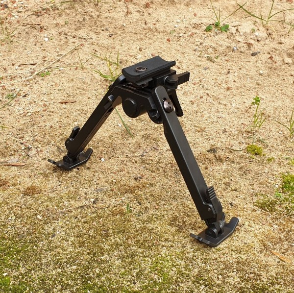 TACTICAL EVO TK3 SWIVEL / PICATINNY Bipod