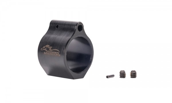 "ANDERSON ARMS M16 LOW PROFILE GAS BLOCK .750"" KIT"