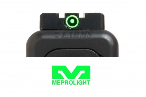 MEPROLIGHT BULLSEYE SIG SAUER P220/P225/P226 Fiberglas-Tritium Visierung