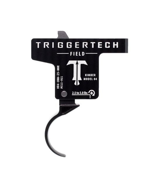 TRIGGERTECH Field Kimber Model 84 / 84L / 8400 Black Curved
