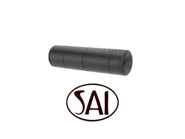 SAI D80K 5,56 NATO 1/2-28 UNEF Schalldämpfer