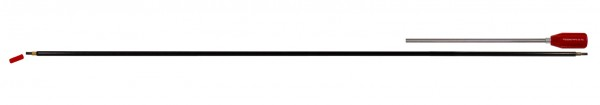 DEWEY .30 Profi Langwaffen Putzstock 132cm (2tlg.)