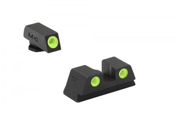 MEPROLIGHT TRU-DOT™ GLOCK® 42/43/48 Tritium Sight