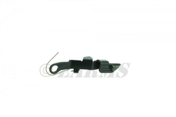 GLOCK Verschlussfanghebel verlängert 9x19/.40/.380/.357 GEN 1-4