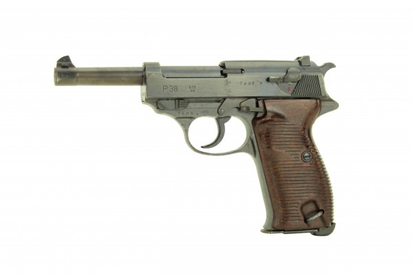 P38 byf 44 9mm Luger WKII