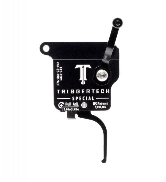 TRIGGERTECH Rem700 Special Black Flat Left