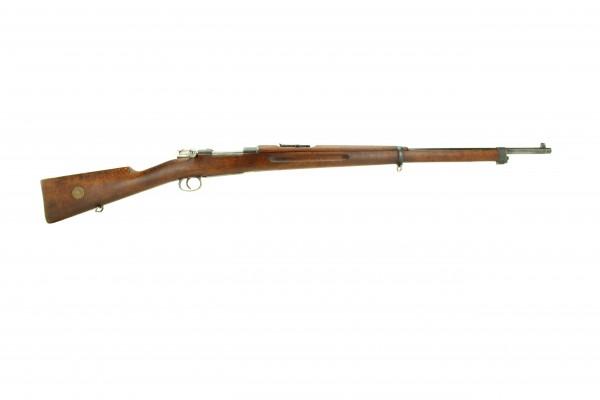CARL GUSTAFS STADS M96 1922 6,5x55 SE + Mündungsgewinde
