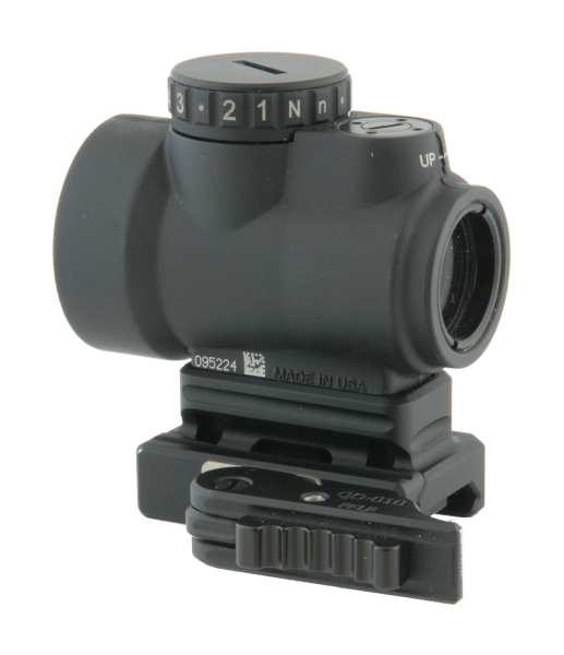 SPUHR QDM-3002 Trijicon MRO Mount Absolute Co-witness
