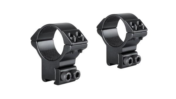 HAWKE Match Ringmontage 30mm HIGH für 9-11mm Prismenschienen