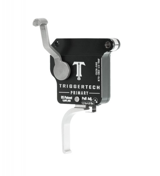 TRIGGERTECH Rem700 Primary Stainless Steel Flat