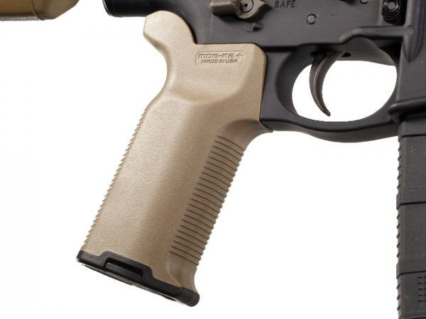 MAGPUL MOE-K2+® Grip – AR15 / M4 / AR10 FDE