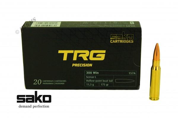 SAKO TRG PRECISION .308 WIN HPBT 175grs 20Stk/Pkg