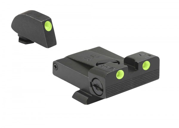 MEPROLIGHT TRU-DOT™ GLOCK® 17/19/21 Tritium Sight Adjustable