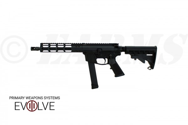 PRIMARY WEAPONS SYSTEMS PCC-9 Pistol 9,5''