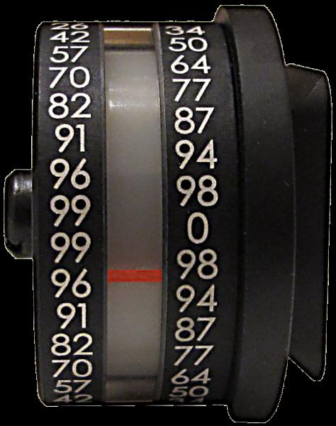 ACIMIL-A2 Schusswinkelkompensator SWK / Angle Cosine Indicator