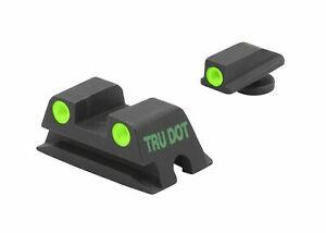 MEPROLIGHT TRU-DOT™ Walther PPS/PPX Tritium Sight Green