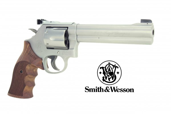 SMITH&WESSON 686 TARGET CHAMPION 6 Zoll .357 Magnum