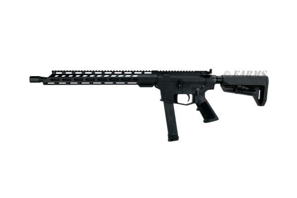 ANGSTADT ARMS UDP-9 AR15 Rifle 9X19 BLACK 16''