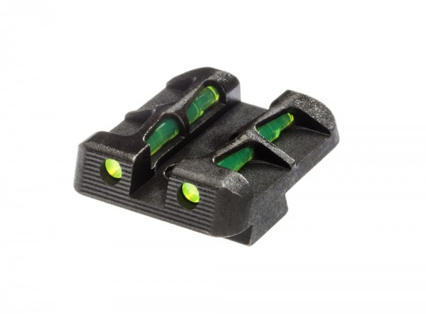 HIVIZ GLOCK® LITEWAVE® Rear Sight GLLW19