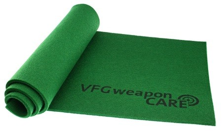 VFG Waffenunterlage No.1 zur Reinigung und Pflege