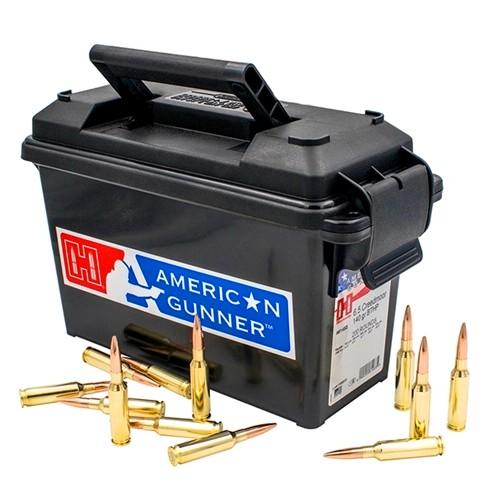 HORNADY 6,5 CREEDMOOR 140grs American Gunner® BTHP 200 Stk/Box