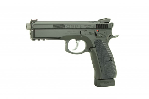 CZ SP-01 SHADOW MAMBA 9mm Luger