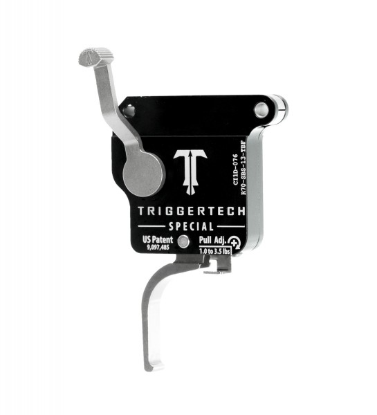 TRIGGERTECH Rem700 Special Stainless Steel Flat