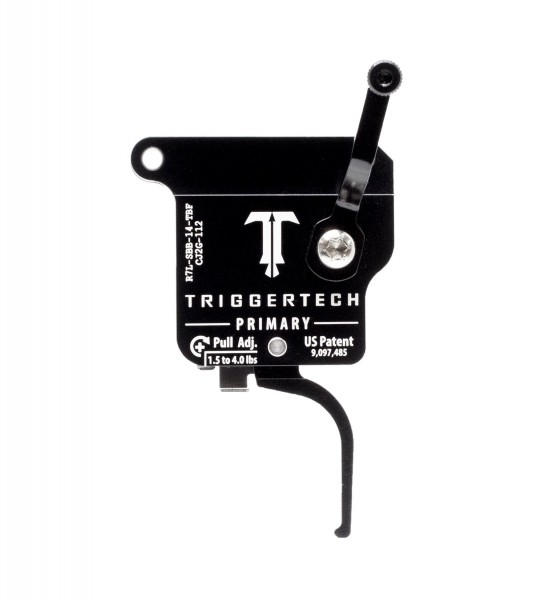 TRIGGERTECH Rem700 Primary Black Flat Left