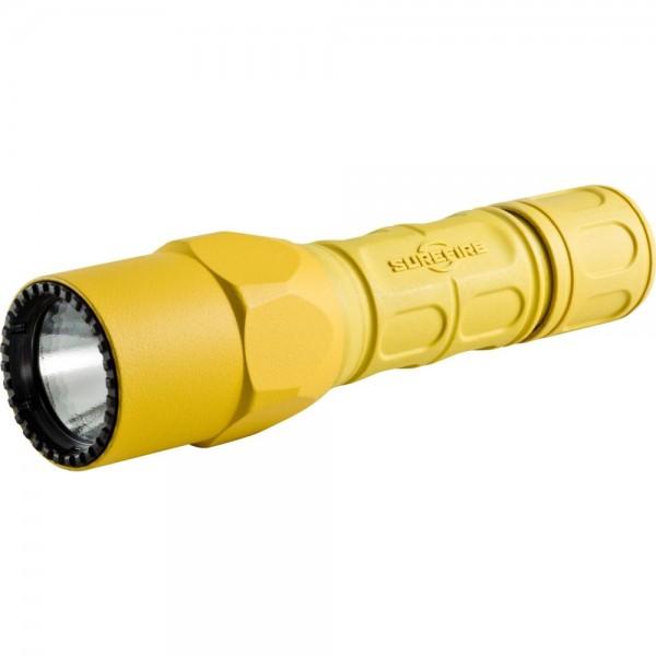 SUREFIRE G2X PRO Dual-Output LED Flashlight Yellow G2X-D-YL
