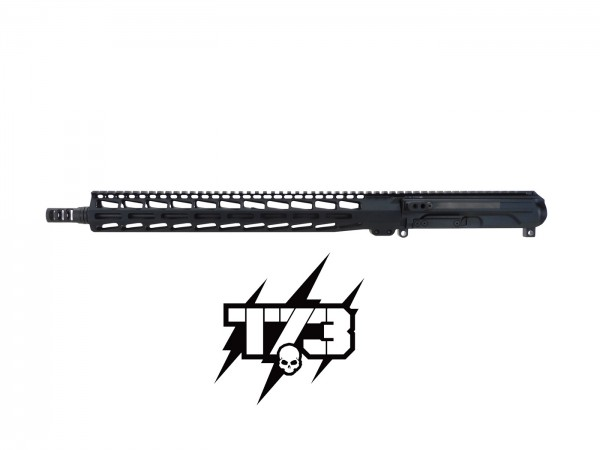 TACTICAL 73 TAC-9 PCC Side-Charging AR-15 9X19 Wechselsystem 16''