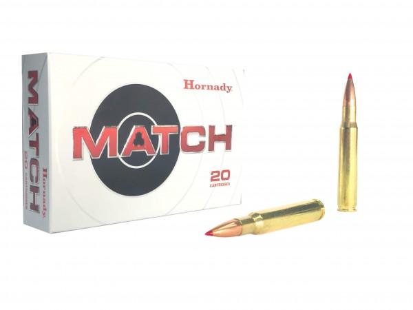 HORNADY VINTAGE MATCH ™ .30-06 Springfield M1 GARAND 168grs 20 Stk/Pkg
