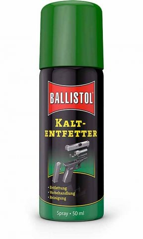 BALLISTOL Waffen Kalt-Entfetter 50ml
